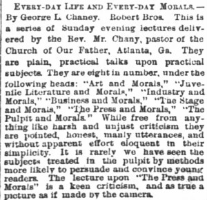 The Inter Ocean (Chicago, Illinois) - Sat, Jan 17, 1885 - Page 10