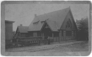 Church of Our Father – First Unitarian Church in Atlanta – 1883