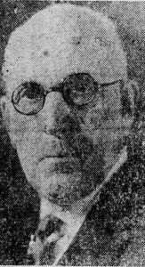 Rev. W. H. McGlauflin