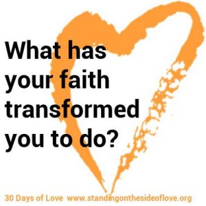 UU faith transforms